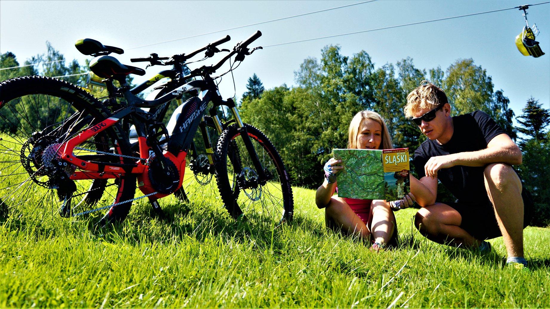 Ha===Jak przygotować się do wyprawy rowerowej?
